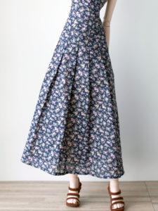 サンドレス スカート